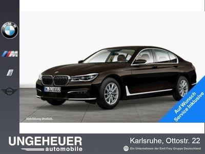 gebraucht BMW 740 d xDrive Limousine Gestiksteuerung Head-Up