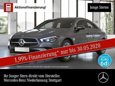 gebraucht Mercedes CLA180 d Cp. Navi Premium LED Laderaump PTS