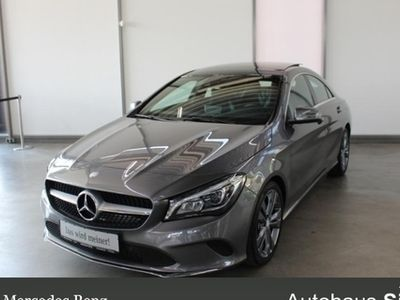 gebraucht Mercedes CLA250 Coupé Urban Pano.-Dach LED Navi PDC