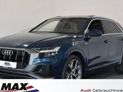 gebraucht Audi Q8 50 TDI quattro 210(286) kW(PS) tiptronic Matr