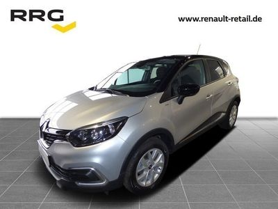 gebraucht Renault Captur TCe 90 Limited Deluxe Navi