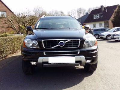 gebraucht Volvo XC90 2,4 D4 AWD GEARTRONIC 7 Sit,Leder Schiebeda