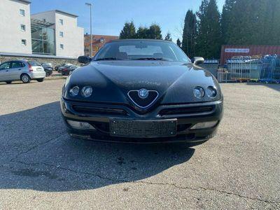 gebraucht Alfa Romeo Spider 2.0 T.Spark L als Cabrio/Roadster in Pforzheim
