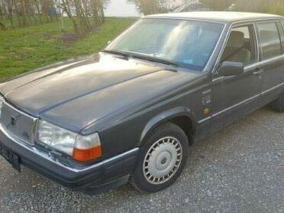 """gebraucht Volvo 760 '88 """"H-Zulassung"""""""