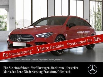 gebraucht Mercedes CLA200 Shooting Brake AMG Line Navi Premium LED Night Kamera
