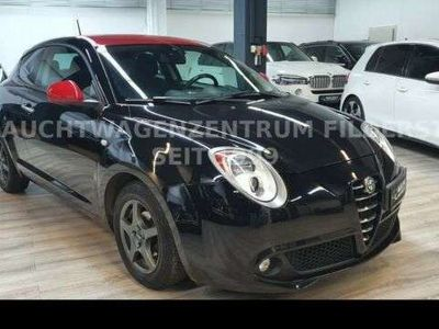gebraucht Alfa Romeo MiTo 1.4 SBK KLIMA+BICOLOR+PDC+