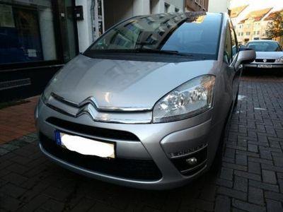 gebraucht Citroën C4 Picasso 1.6 HDi FAP Exclusive Navi LED Tempomat