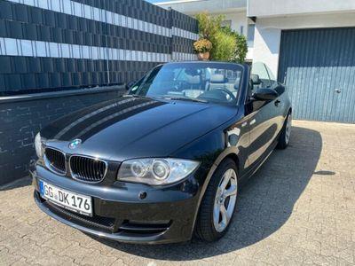"""gebraucht BMW 120 Cabriolet d *VOLLLEDER+NAVI+17""""ZOLL*"""