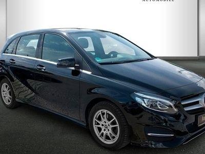 gebraucht Mercedes B180 Style/LED/Navi/PDC