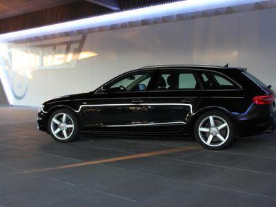 gebraucht Audi A4 AVANT 2.0TDI DPF QUATTRO 7-GANG-S-TRONIC