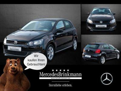 gebraucht VW Polo 1.2 MatchParktronic/Klima/Chrompaket/eFH.