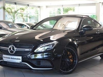 gebraucht Mercedes C63 AMG AMG S Coupe PANO/KERAMIK/DRIVERS PAKA/DISTR
