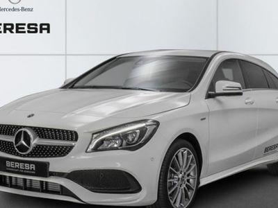 second-hand Mercedes CLA220 Shooting Brake d AMG UrbanStyle Ed. LED