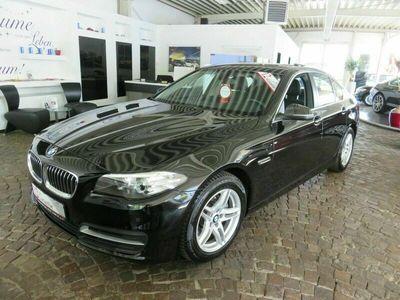 gebraucht BMW 518 Baureihe 5 Lim. 518d*1 Hand*ALU*(HU+AU-08/2022)*