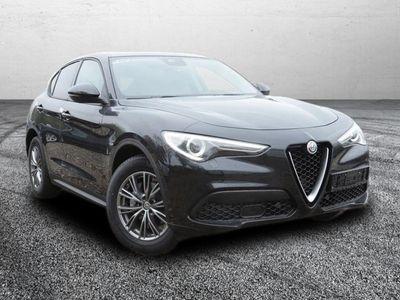 gebraucht Alfa Romeo Stelvio 2.2 JTDM 190 AT8 Super Nav Xenon 18Z ...