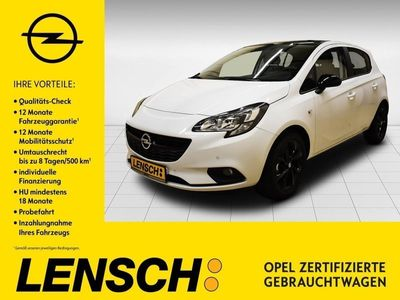 gebraucht Opel Corsa E 1.4 Color Edition *IntelliLink*Sitzh*PDC*