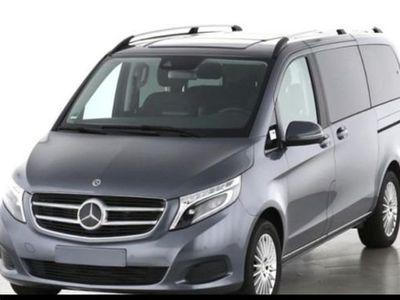 gebraucht Mercedes V250 ED L 4MATIC+STHZG+LED+DISTRONIC+AHK2,5TO