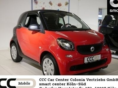 gebraucht Smart ForTwo Coupé forTwo coupe Pure