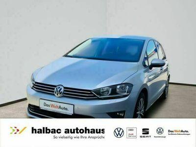 gebraucht VW Golf Sportsvan 1.6 TDI ALLSTAR+PDC+SHZ+TEMP+KLIMAAUTOM -