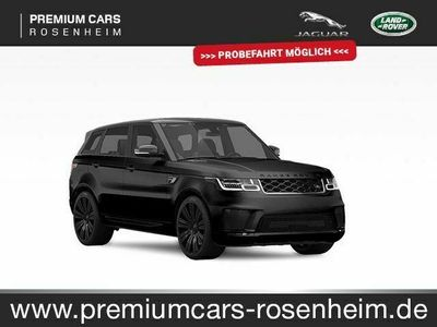 gebraucht Land Rover Range Rover Sport HSE D300 3,0l V6 221kW/300PS 300PS