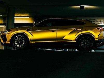 gebraucht Lamborghini Urus 2020 Werksgarantie CAPRISTO als SUV/Geländewagen/Pickup in Heilbronn