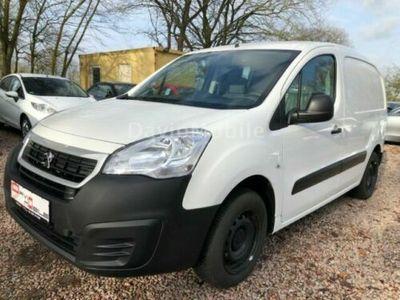 gebraucht Peugeot Partner L1 Premium+AHK+Tempo+Klima+automatik