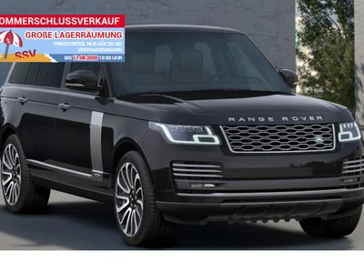 gebraucht Land Rover Range Rover P525 LWB Autob. Media in Kehl