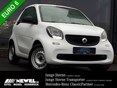 gebraucht Smart ForTwo Cabrio *TWINAMIC*SHZ*SUMMER FEELING Styling