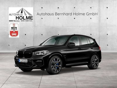 gebraucht BMW X3 M Competition, ///M Drivers P.