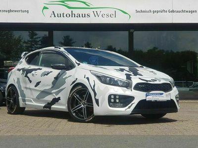 gebraucht Kia pro_cee'd GT-Track *Alcantara*Panorama*Garantie als Sportwagen/Coupé in Wesel