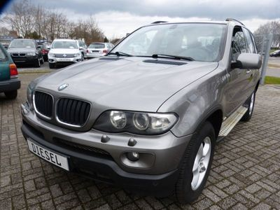 gebraucht BMW X5 Baureihe3.0d - Klimaautomatik - Alufelgen