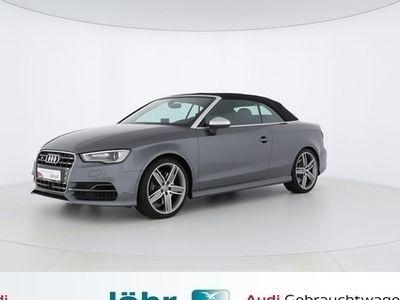gebraucht Audi S3 Cabriolet S tronic *ACC*Navi*B&O*Kamera*