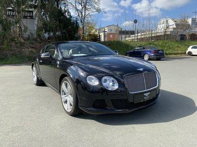 gebraucht Bentley Continental GT Scheckheftgepflegt FRANKFUR