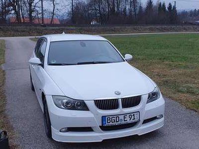 gebraucht Alpina D3 Touring BMW E91 320d Shadowline Standheizung AHK