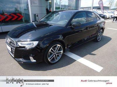 gebraucht Audi A3 Limousine Sport 1.0TFSI Navi Privacy PDC-Plus