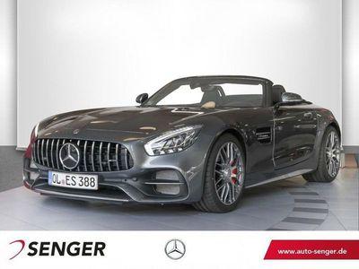gebraucht Mercedes AMG GT C Roadster Comand Burmester Performance-S.
