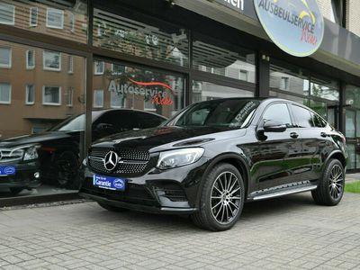 gebraucht Mercedes 300 GLC -Klasse Coupe*AMG*GLC4Matic*AHK*Kamera*