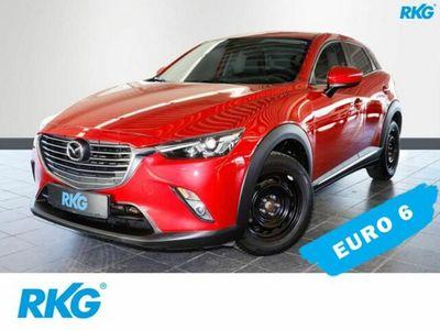 gebraucht Mazda CX-3 Sports-Line AWD 2.0 Navi*Kamera*HUD*LED*SHZ