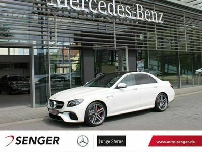 gebraucht Mercedes S63 AMG EAMG 4Matic+ Sitzklima+Designo+Drivers P. Fahrzeuge kaufen und verkaufen