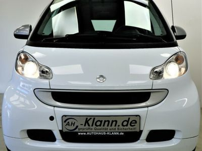 gebraucht Smart ForTwo Cabrio 1.0 71PS MHD passion Eco AUX USB