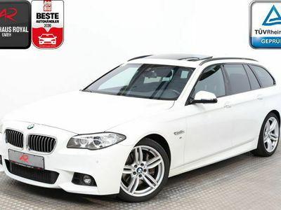gebraucht BMW 525 d T M SPORT DIG.TACHO,NAVIPROF,DRIVINGASSIST