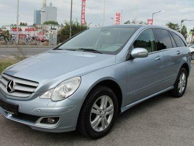gebraucht Mercedes R500 4-Matic/Navi/Xenon/Panoramadach/ANHK/SHZ