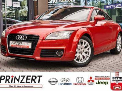 gebraucht Audi TT Coupe 1.8 TFSI 6MT Xenon 17', Gebrauchtwagen, bei Autohaus am Prinzert GmbH