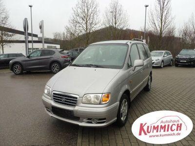 used Hyundai Trajet 2,0 Diesel mit Klima 7-Sitzer