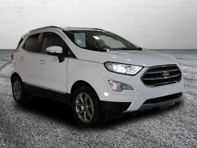 gebraucht Ford Ecosport TITANIUM NAVI XENON LM16