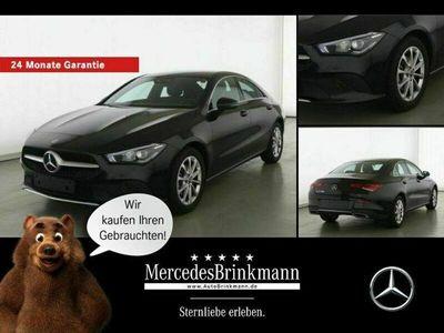 gebraucht Mercedes CLA180 Coupé PROGRESSIVE/LED/MBUX-HIGH-END/NAVI