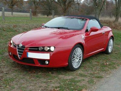 gebraucht Alfa Romeo Spider 2.2 JTS 16V Exclusive