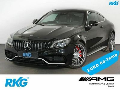 gebraucht Mercedes C63 AMG AMG S Coupé Drivers Package*Comand*Distr.*
