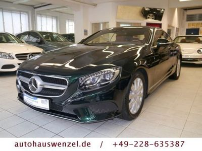 gebraucht Mercedes S500 4Matic Coupe DISTRONIC HEAD-UP EXKLUSIV-LEDER ...