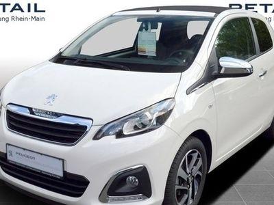 gebraucht Peugeot 108 PureTech 82 Top! Allure *SITZHEIZUNG*